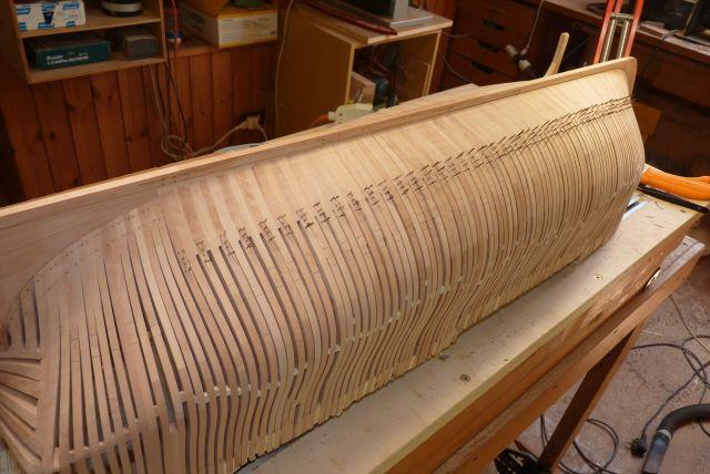 HMS EURYALUS echelle 1:56 par Tiziano Mainardi  - Page 5 P1100518
