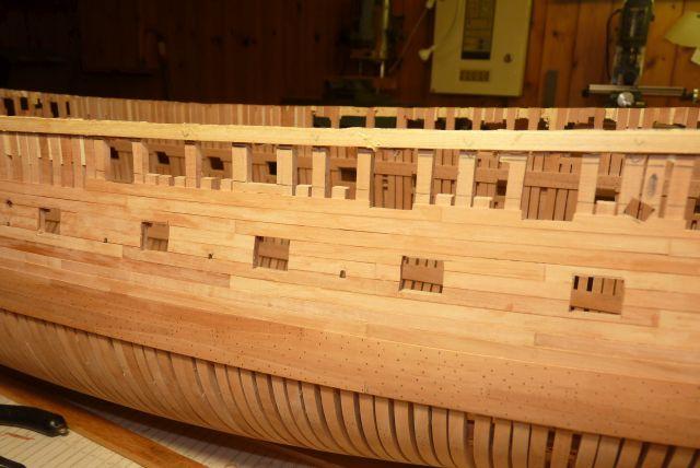 HMS EURYALUS echelle 1:56 par Tiziano Mainardi  - Page 8 P1100828