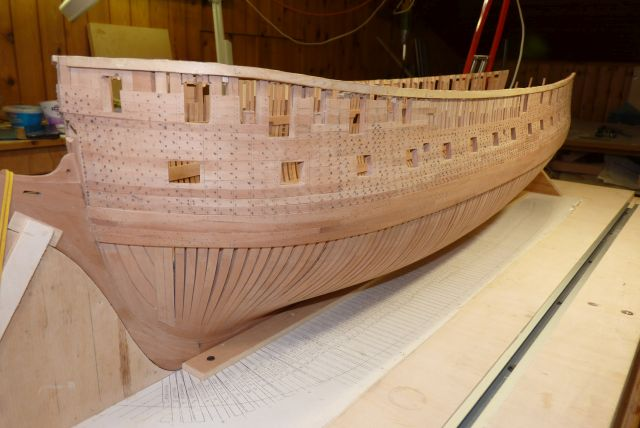 HMS EURYALUS echelle 1:56 par Tiziano Mainardi  - Page 9 P1100839