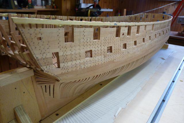 HMS EURYALUS echelle 1:56 par Tiziano Mainardi  - Page 9 P1100841