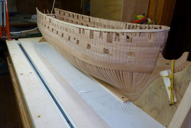 HMS EURYALUS echelle 1:56 par Tiziano Mainardi  - Page 9 P1100842