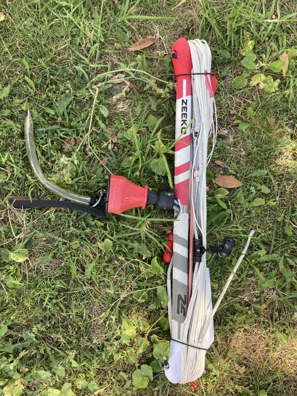 Vends Barre de kite ZEEKO 54 cm UDS 24 m 190€ Barre110