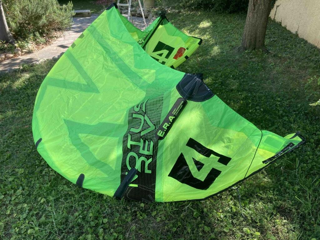 Vends Aile de kite Zeeko Notus V11 4m nue de 2020 450€ Z_notu11