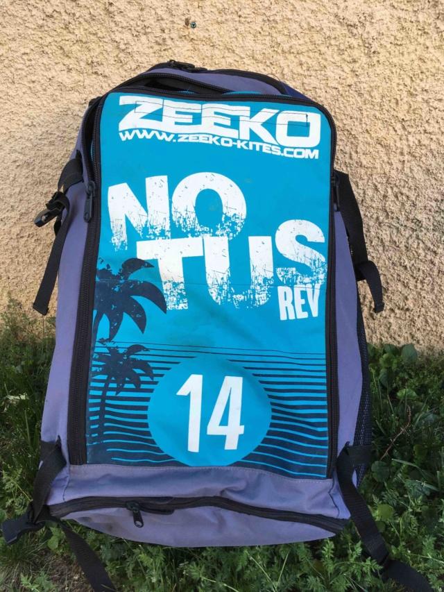 (Vendue) aile Zeeko Notus REV 14m de 2015 complète 400 € Zeeko115