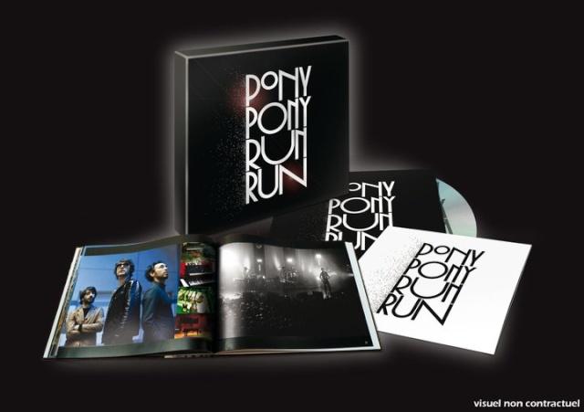 1er album: YOU NEED PONY PONY RUN RUN 15456010