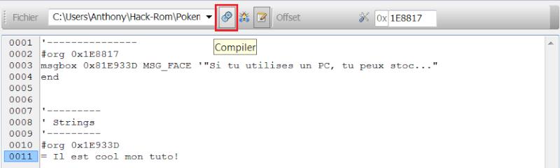 Tuto : Initiation au Rom-Hacking Compil10