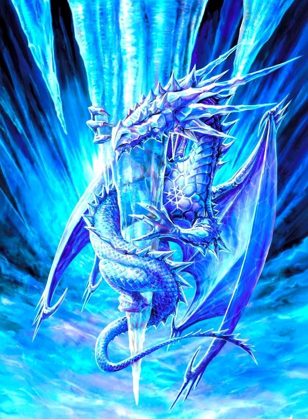 Bestiaire • Dragon11