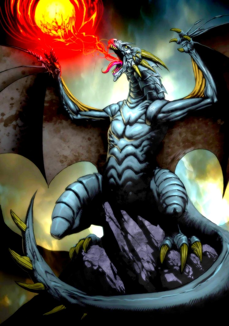 Bestiaire • Dragon12