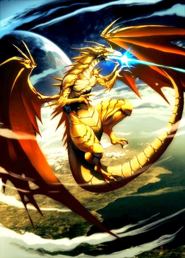 Bestiaire • Dragon14