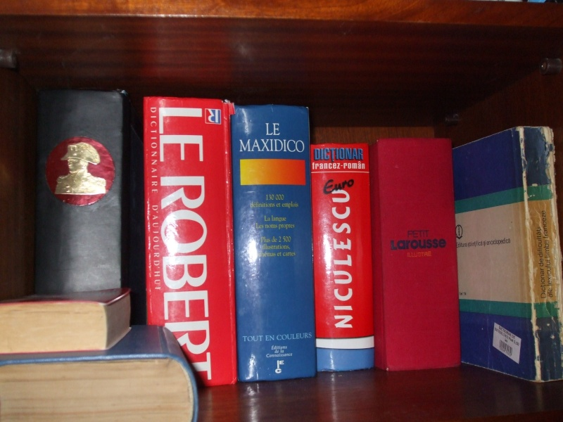 mes livres de français... Dscf8014