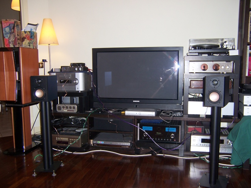 Scythe Amp SDA-1100 e Casse Krokraft 100_9510