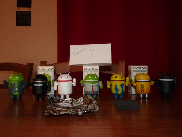 [VDS] Figurines Android by Andrew Bell P1000510