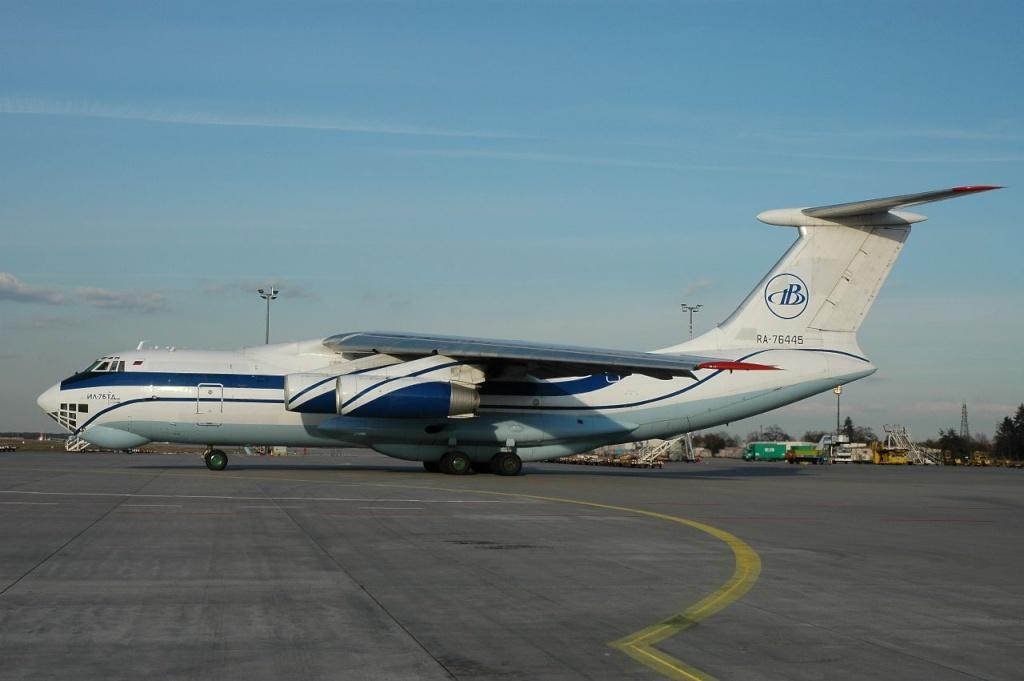 IL-76 in FRA Ra-76410