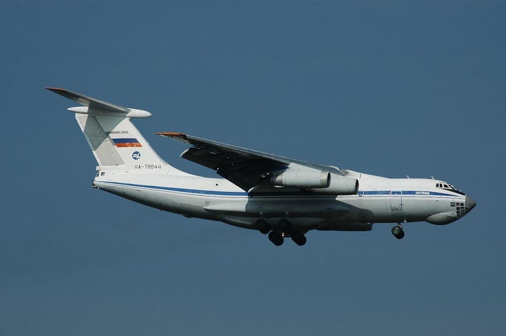 IL-76 in FRA Ra-78810