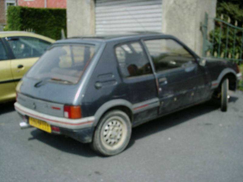 [Gtiste59] 205 GTI 1.6L Vert Sorrento 1986 Ma_20511
