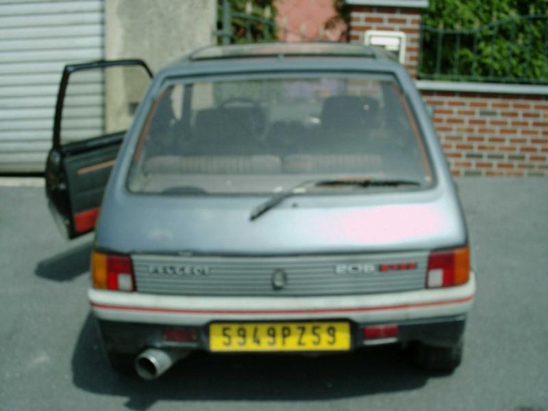[Gtiste59] 205 GTI 1.6L Vert Sorrento 1986 Ma_20512