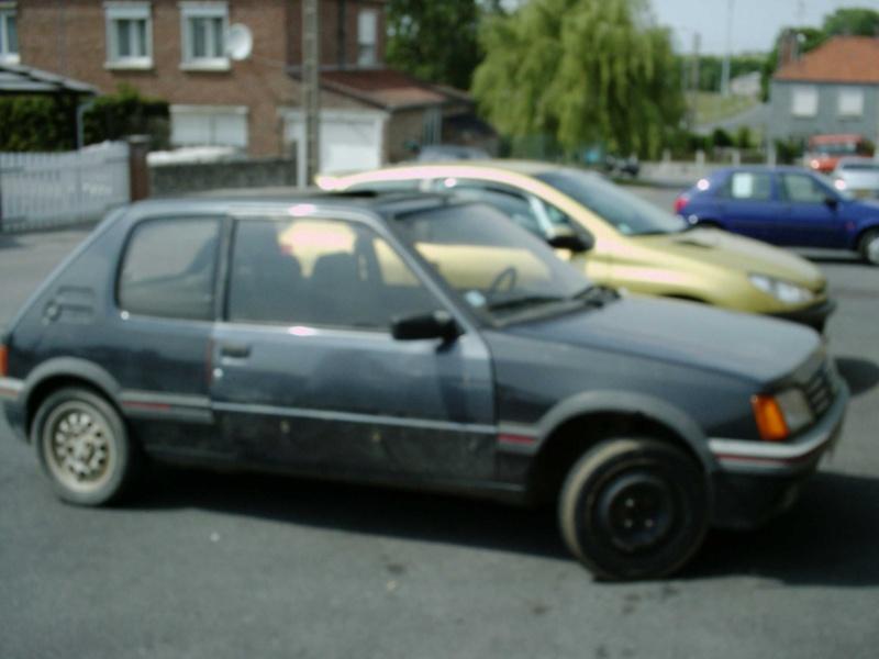 [Gtiste59] 205 GTI 1.6L Vert Sorrento 1986 Ma_20514