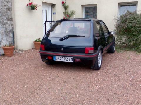 [Gtiste59] 205 GTI 1.6L Vert Sorrento 1986 Of504812