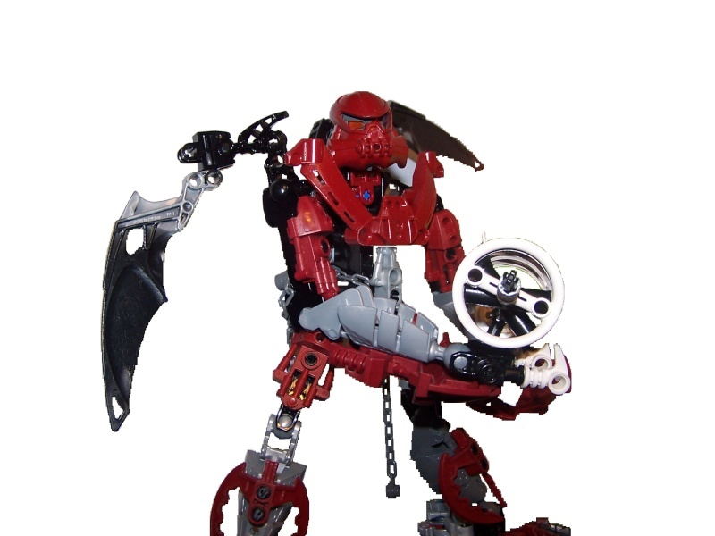 The Bionicle Thread Antrox10