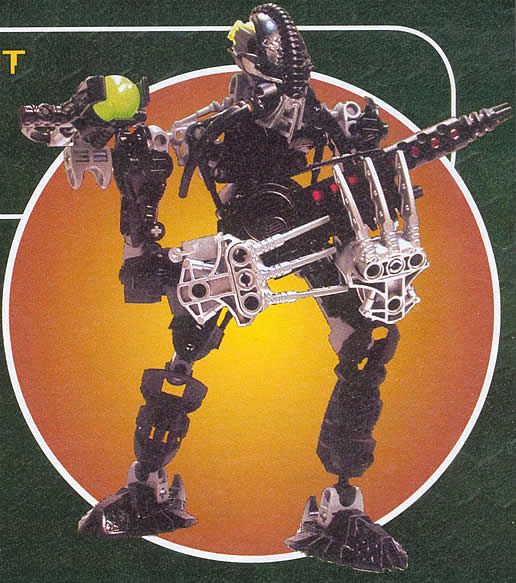 The Bionicle Thread Protot12