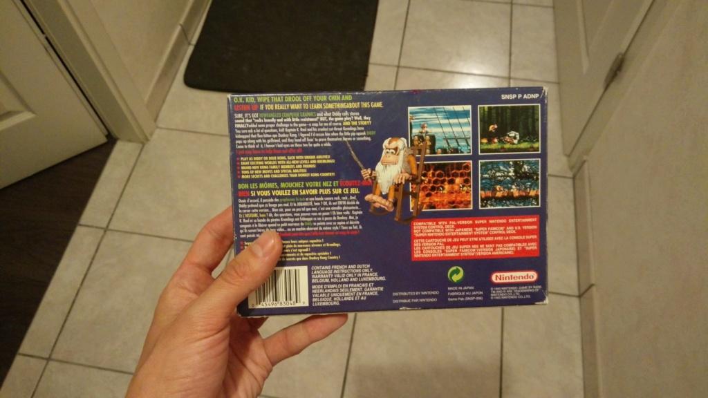 VDS - Super Gameboy SNES  Img_2071