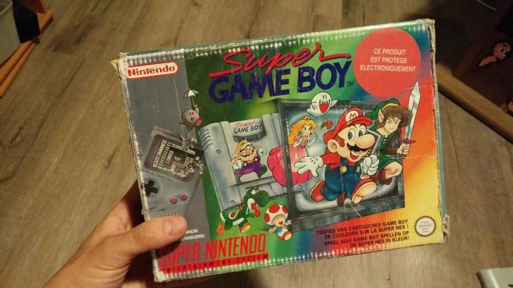 VDS - Super Gameboy SNES  Img_2075