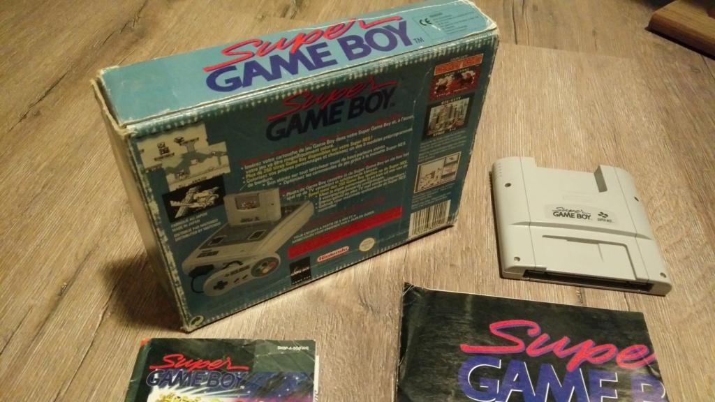 VDS - Super Gameboy SNES  Img_2078