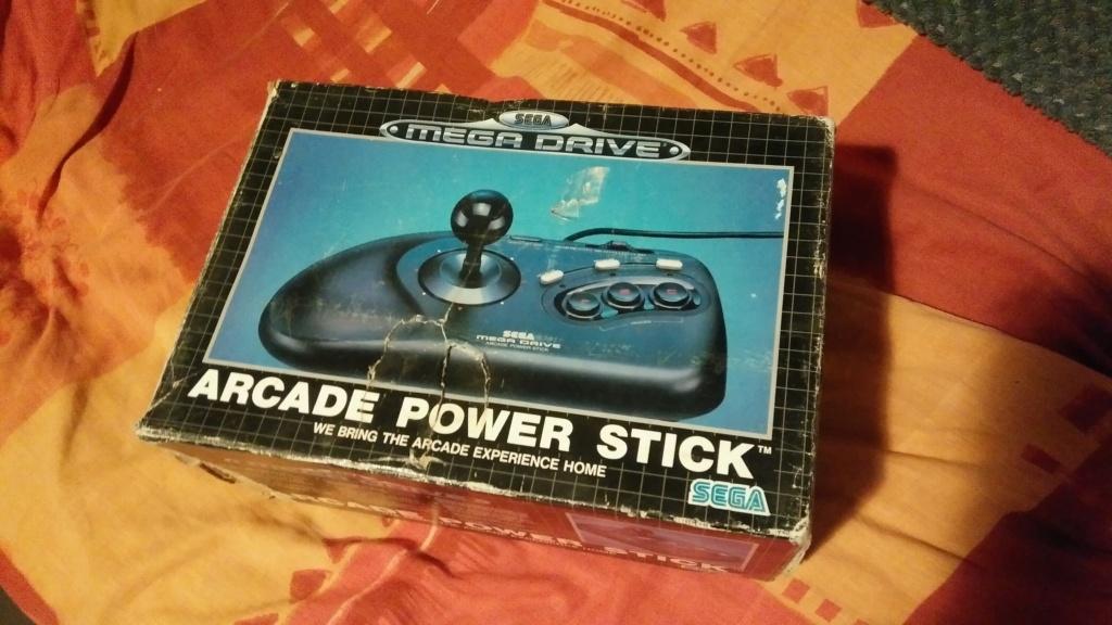 Console Md, GBA SP, Stick MD boîte.. Img_2093