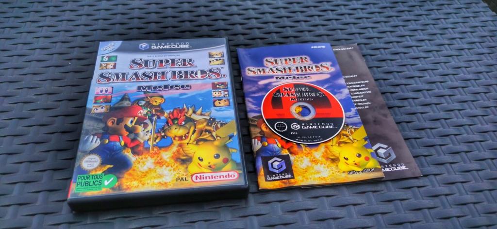 VDS Mario Kart Double Dash GC/ Super Smash Bros Melee  Img_2105