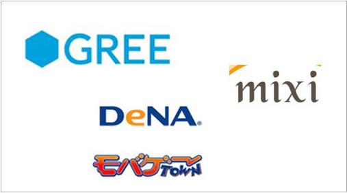 Redes Sociales en Internet van ganando popularidad en Japón Gree10