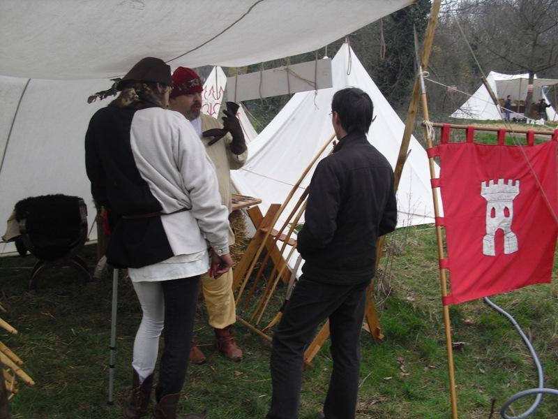 photos camp de Montmagny 2011 Standa11