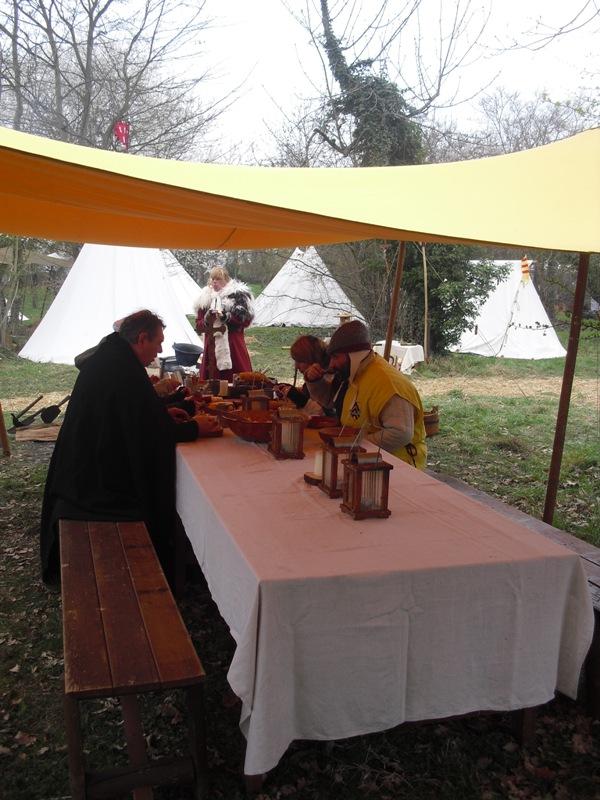 photos camp de Montmagny 2011 Table110