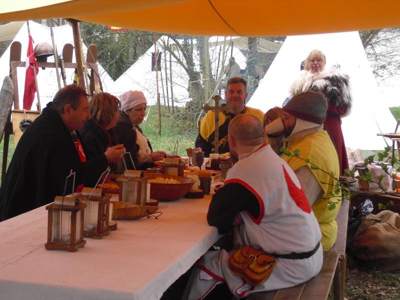 Montmagny - 18 au 20 mars 2011 Table610