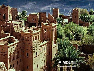 Patrimoine Amazigh ancestrale Mimoun11