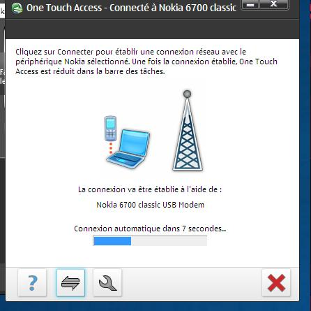 Internet 3g iam sur votre gsm Nokia 210