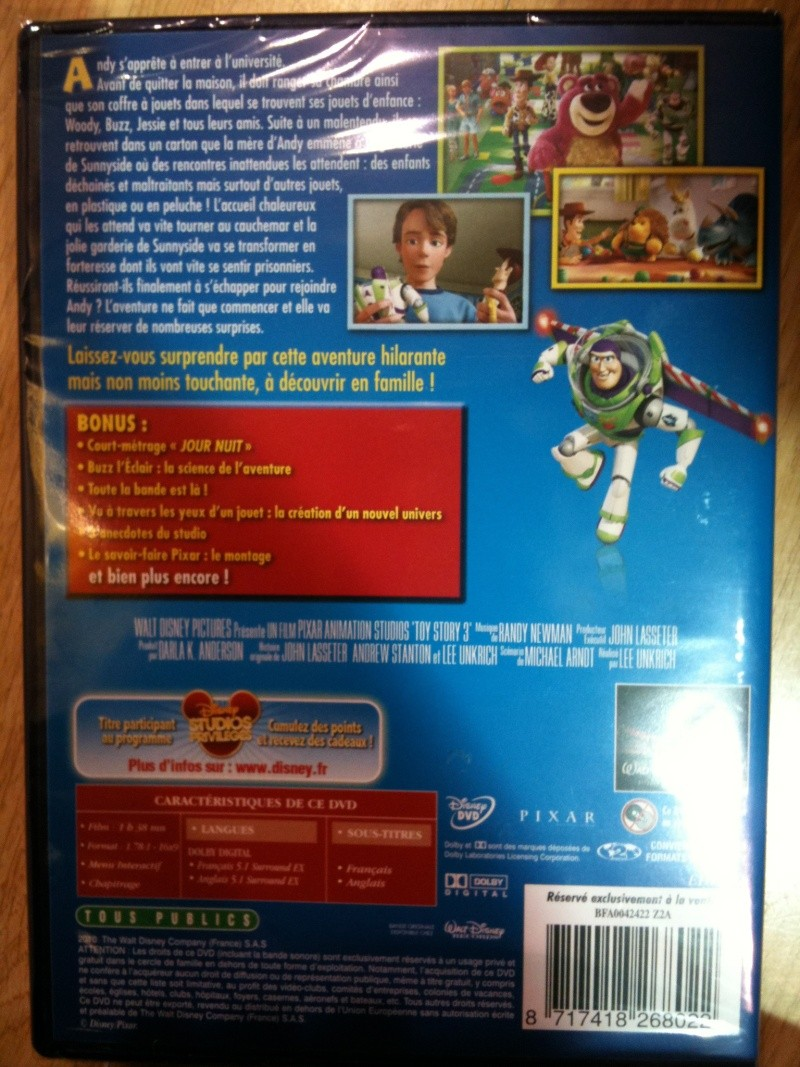 [BD + DVD] Toy Story 3 (17 novembre 2010) - Page 12 Img_0516