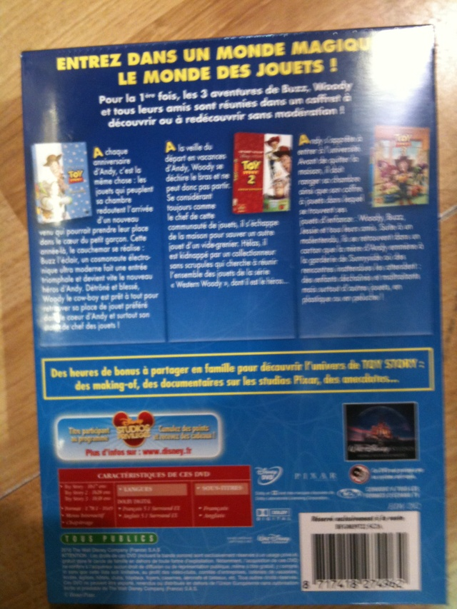 [BD + DVD] Toy Story 3 (17 novembre 2010) - Page 12 Img_0519