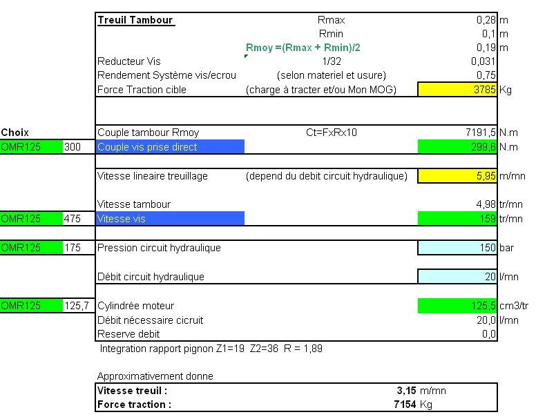 Unimog 421.141 de Manu Haute Savoie Calcul10