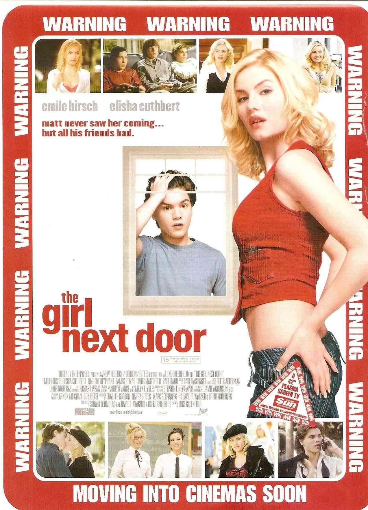 Elisha Cuthbert - Girl Next Door Poster & Promo Forum_11