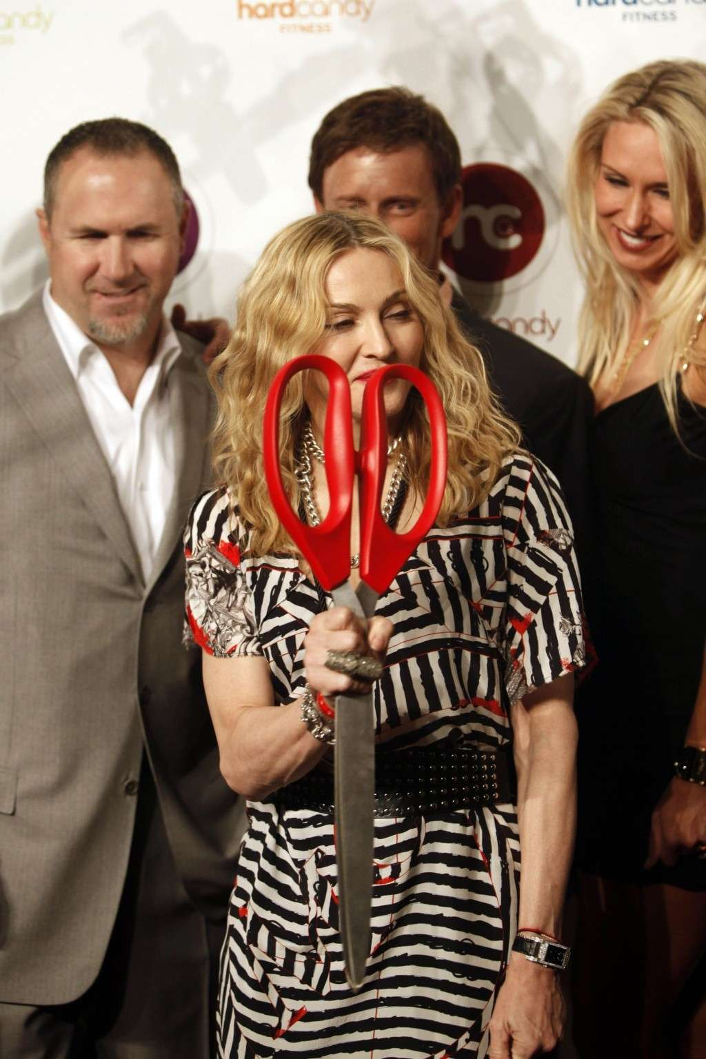 Nov 29, 2010 - Madonna - At the opening of the first Hard Candy Fitness Center in Mexico Forum_64