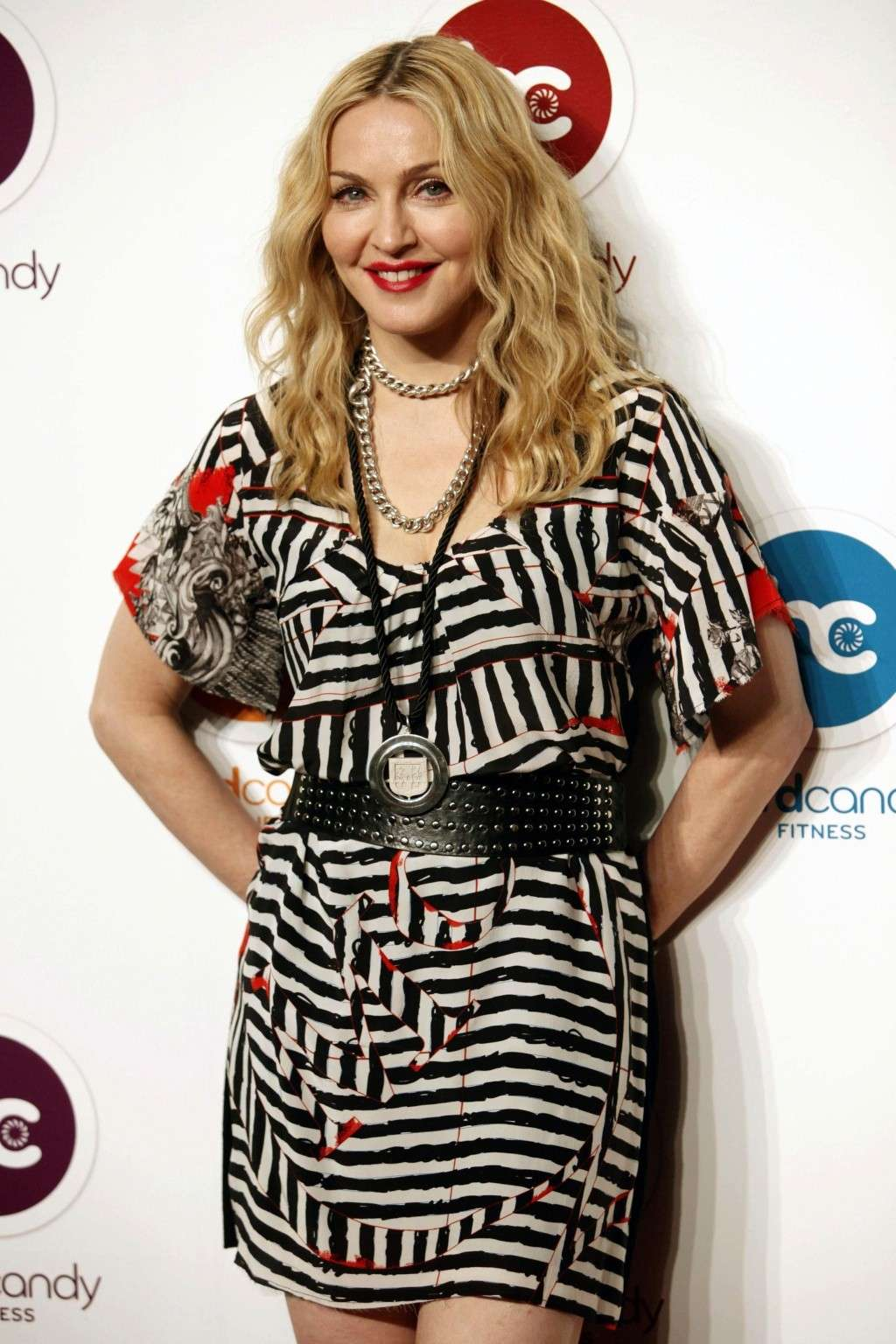 Nov 29, 2010 - Madonna - At the opening of the first Hard Candy Fitness Center in Mexico Forum_66