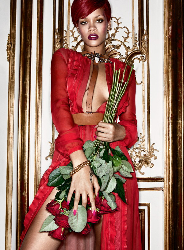 "Rihanna - ""Interview"" Magazine 2010 December Forum_70"