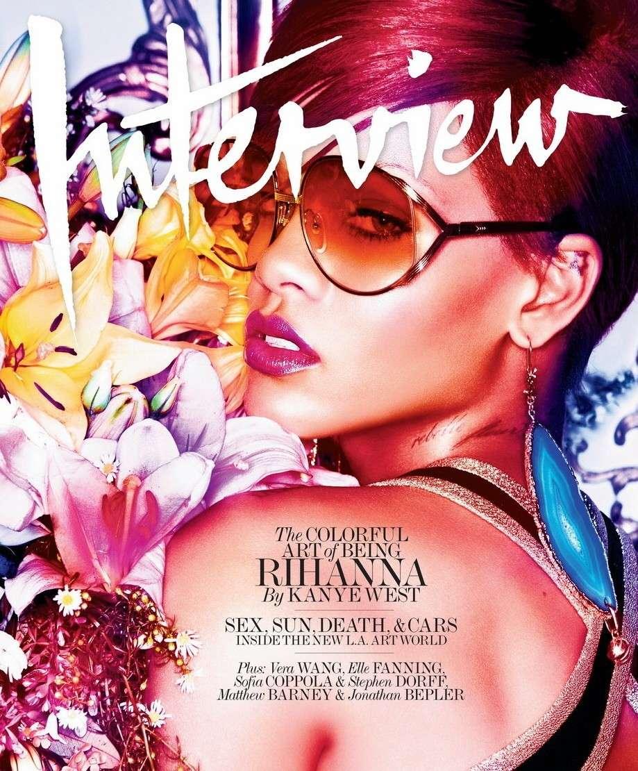 "Rihanna - ""Interview"" Magazine 2010 December Forum_71"