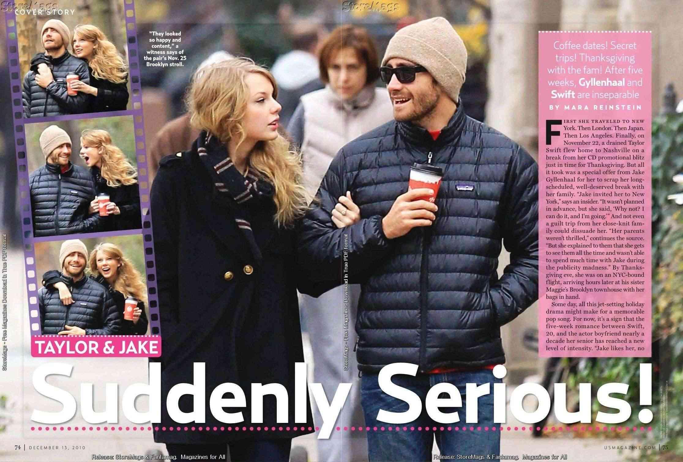 Taylor Swift - US Weekly - December 2010 Forum_81