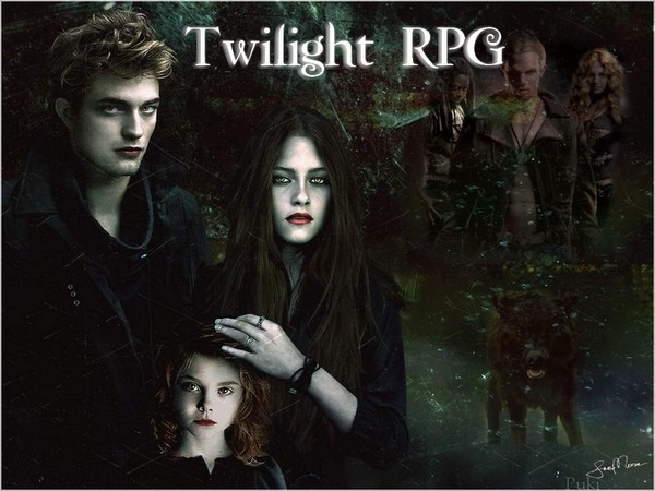 Jeu de rôle Twilight