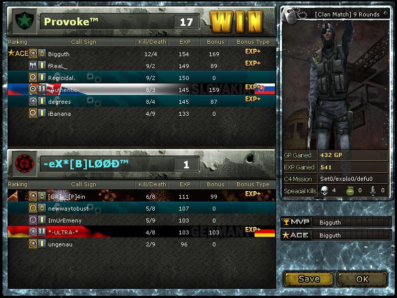 I owned a BW cw. Bw_pwn10