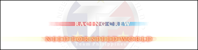 Need for Speed World: Team Philippines