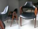 Kai Kristiansen (Denmark, *1916) chairs Untitl10