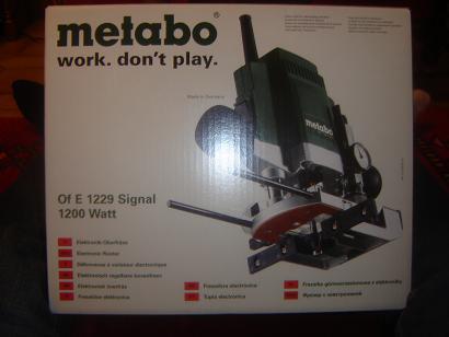 Besoin de votre avis sur de l'electroportatif Metabo10