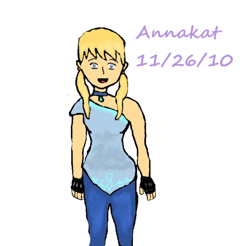 Another drawing (: Annaka10